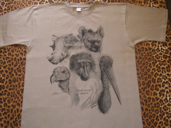 Ugly 5 T-shirt